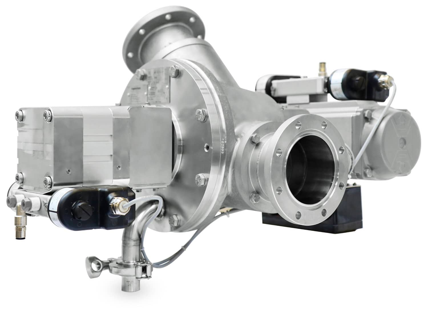 USDA Issues Certificate for Coperion's WYK-CIP Diverter Valve
