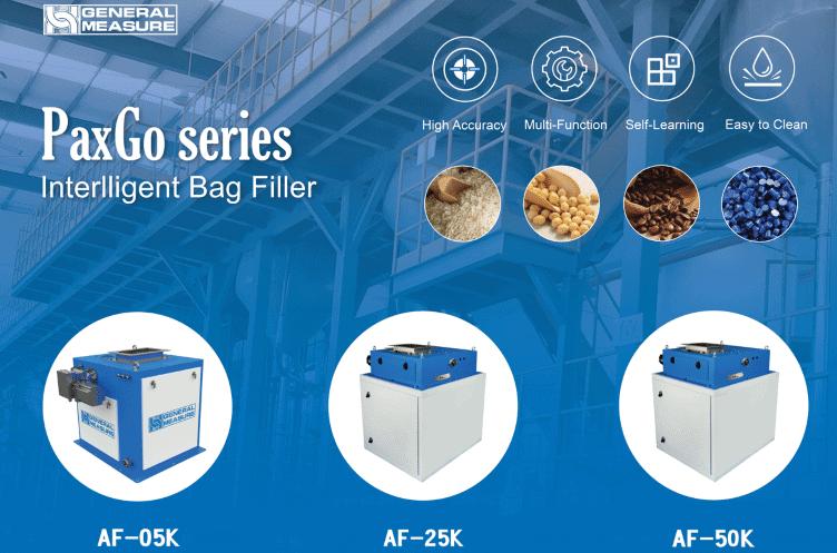 Second Generation Intelligent Bag Filler for Granule Packing