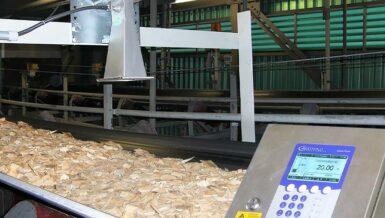 Moisture Measurement Of Wood Chips