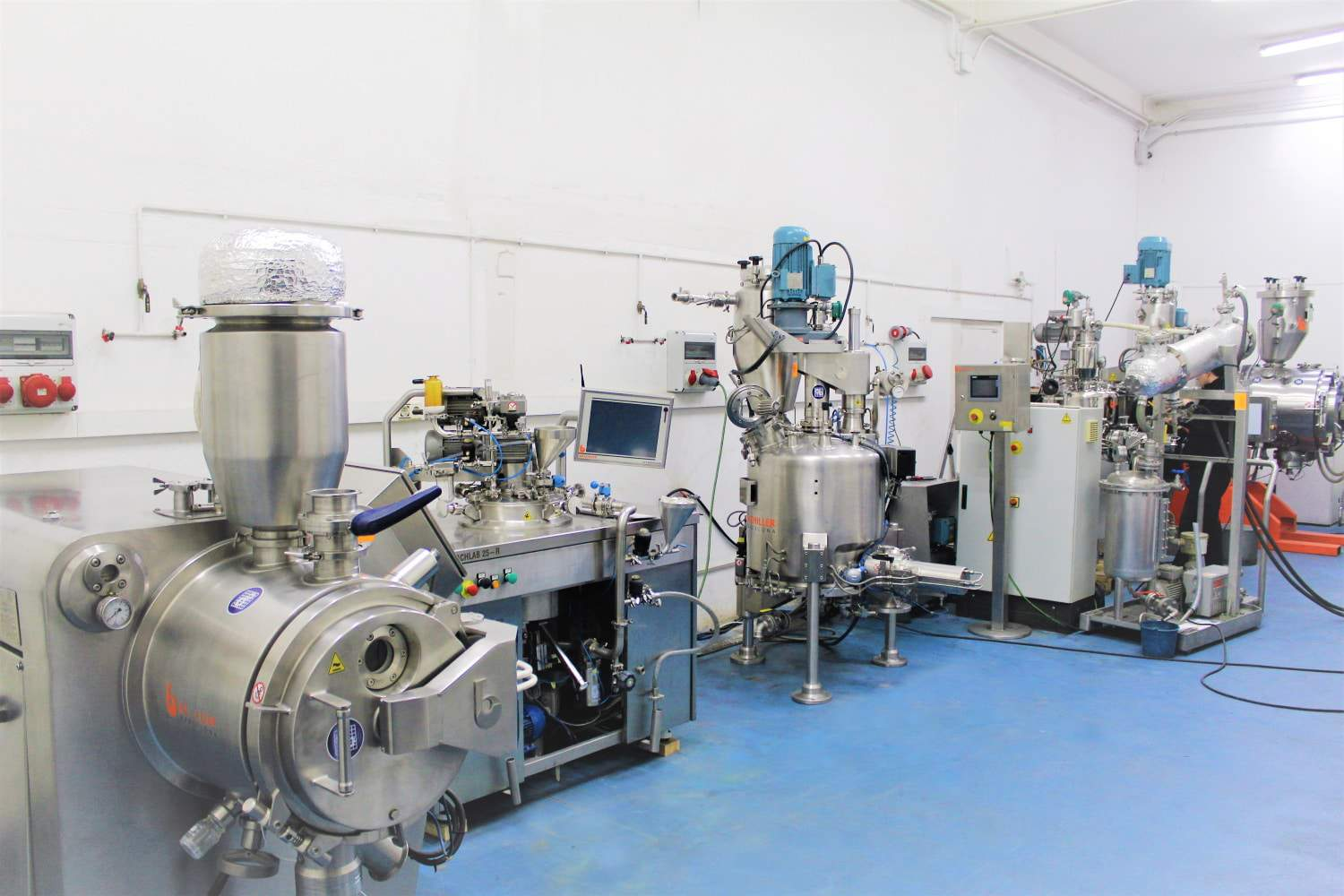 Bachiller Barcelona Opens A Testing Laboratory For Filtering And Drying Process Development