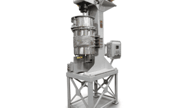 Union Process Develops Attritor for Inks and Coatings Supplier