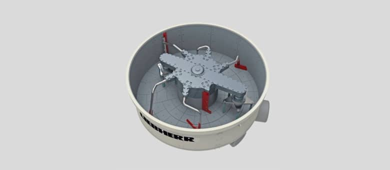 The Liebherr Ring-pan Mixer: High-Quality Innovation For Concrete