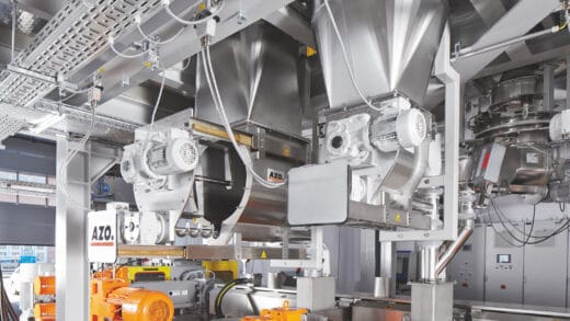 How An AZODOS® Increases Accuracy And Reduces Product Waste