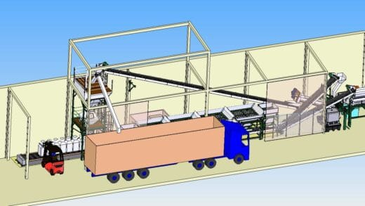 Value Adding and Handling Reduction with Blending and Bagging Lines in the Bulk Industry