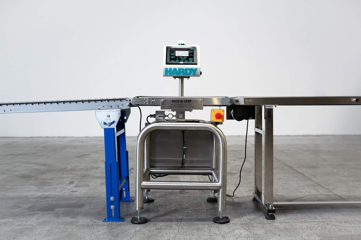 New Hardy Caseweighers Designed For Simplicity And Robust Flexibility