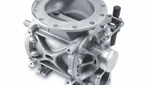 Coperion ZXD Rotary Valve Designed for Chemical Applications