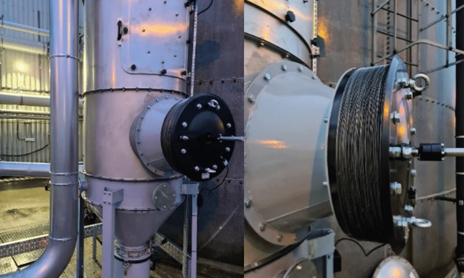 Flameless Venting - BulkInside - Explosion Protection & Process Safety