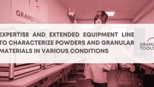 Characterize Powders And Granular Materials