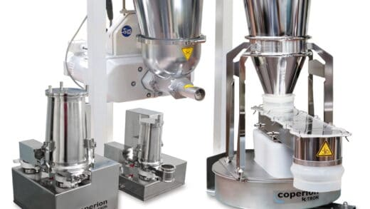 Feeders Ideal for Size Reduction Mills