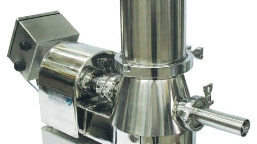 Dry Material Feeder For Hygienic Processes