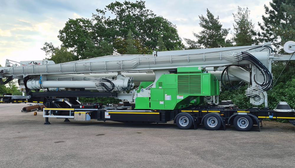 Siwertell Road-Mobile Ship Unloader Ordered for Dust-Free Cement Handling in the Gulf of Mexico