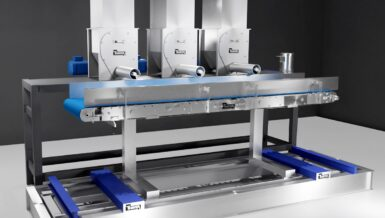 Thayer Scale's Elongated Mass-Counterbalanced Scale Offers New Batching and Blending Solutions