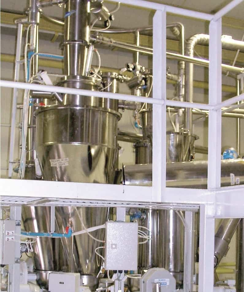 Accurate Food Processing Batch Weighing Options