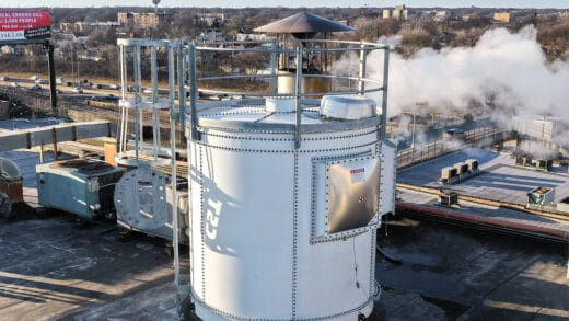 CST Helps Iconic Candy Company Mitigate Dust Danger