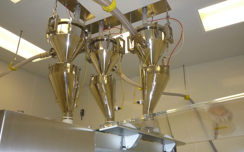 Fine Details in Sanitary Vacuum Conveyor Design Increase the Bottom Line