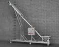 Dumping from Safety Cages Eliminated with Flexible Screw Conveyors