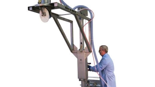 Mixer Loading with Innovative Vacuum Conveyors Boost Profitability