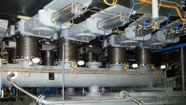 Self Cleaning Rotary Valves