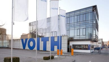 Voith Relies On Aucotec Cooperation Platform