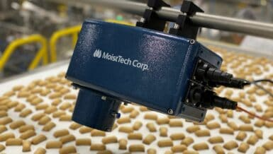 Moisture Control is a Crucial Step in Quality Food Processing