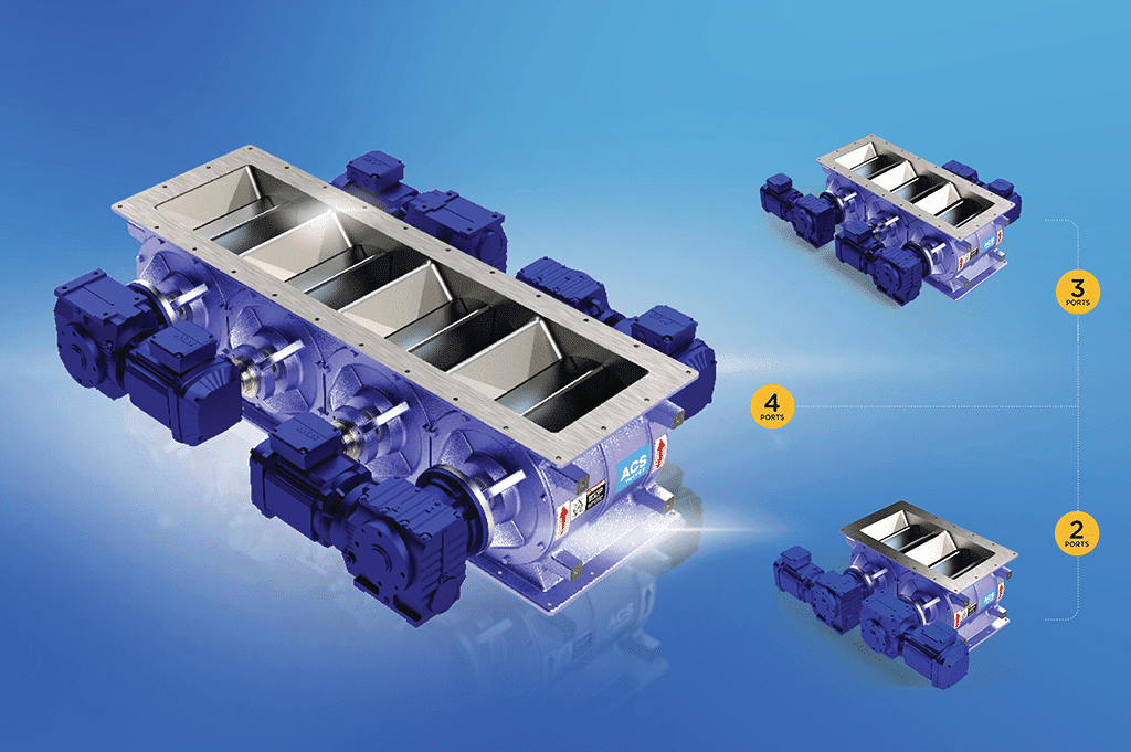 Check out the Multi-Port Valve, our latest invention
