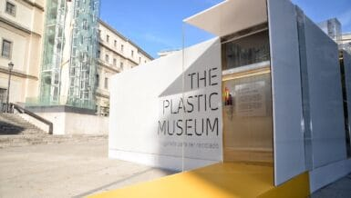 The Plastic Museum, Already Disassembled and on the way to being Recycled