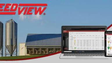Feedview® Helps Control Rising Feed Costs
