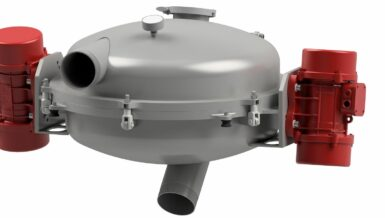 New Pressure-Resistant GKM Screening Machine KTS-VP2 600