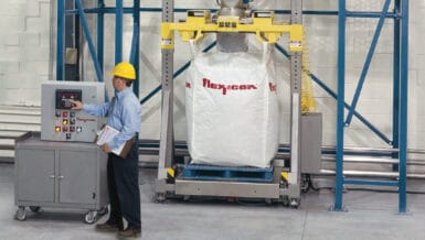 Pneumatic Weigh Filling Systems