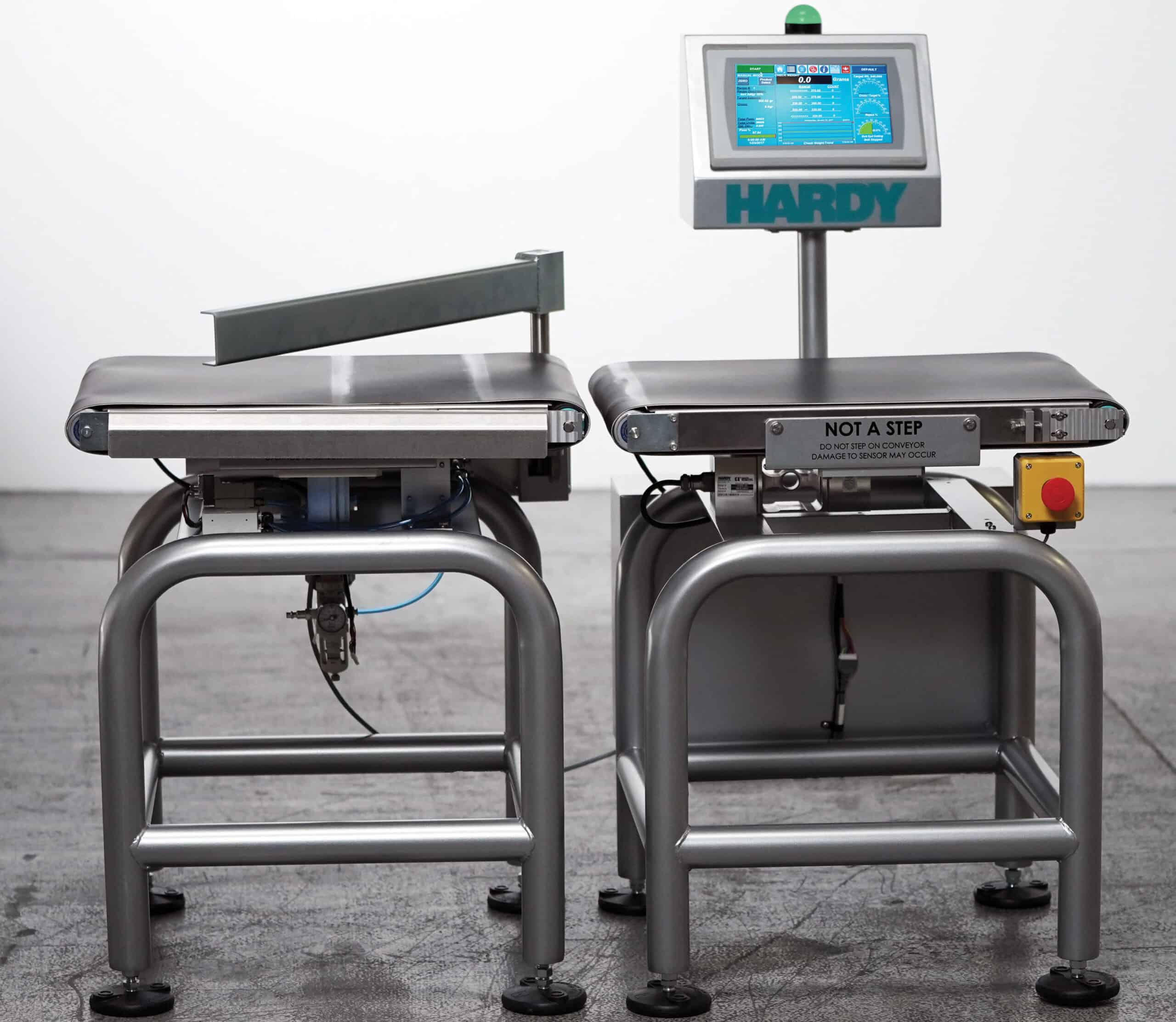 Hardy Delivers CASEWEIGHERS in Record Time