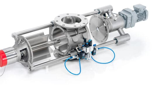 DMN-WESTINGHOUSE Sets The New Standard With MZC-II Rotary Valve