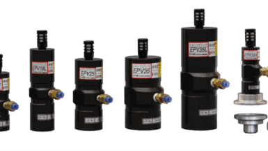 EXEN EPV series Pneumatic Piston Vibrator