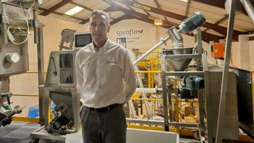 Spiroflow Expands Technical Sales Team