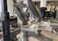 Vortex Handslide Gate Assists at Bourbon Distillery