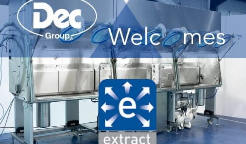 Dec Group Announces Acquisition of Extract Technology