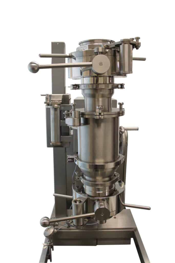 Conical Screen Mill Containment Considerations and Strategies