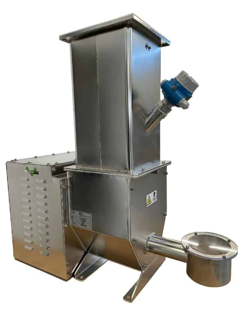 BHTOffers Twenty years ofExperience in Dosing and Pneumatic Conveying for Powders and Granules
