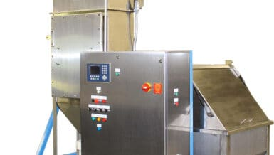 Process Equipment Manufacturer Introduces Mobile, Automated Powder Dispensing System