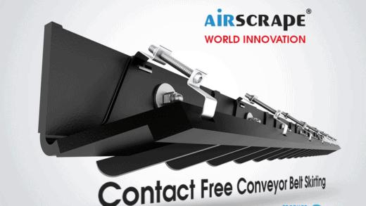 The AirScrape® has landed. In Australia.