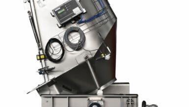 Dinnissen Presents New Tiltable Dima® Bag Emptier