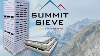 Elevating Material Separation Quality with the Summit Sieve from Great Western Manufacturing