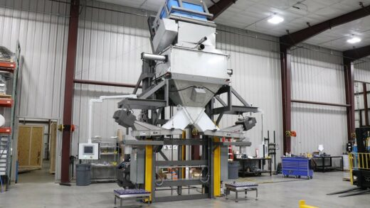 Eriez® Vibratory Feeder Plays Integral Role in Covid-19 Vaccine Packaging System
