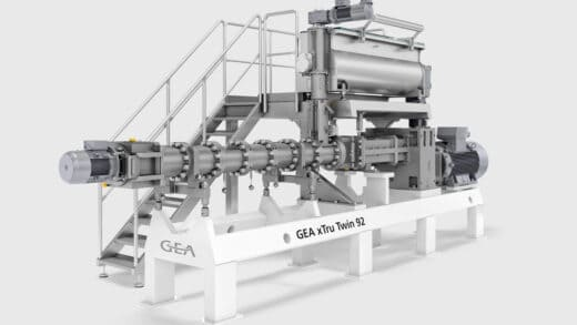 GEA Launches Its New xTru Twin 140 Extruder
