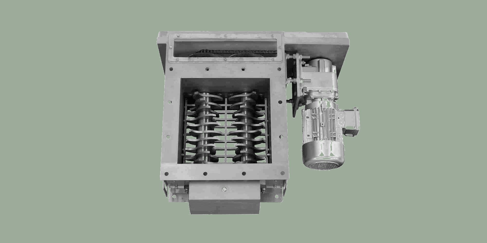 Size reduction equipment lump breaker bulkinside