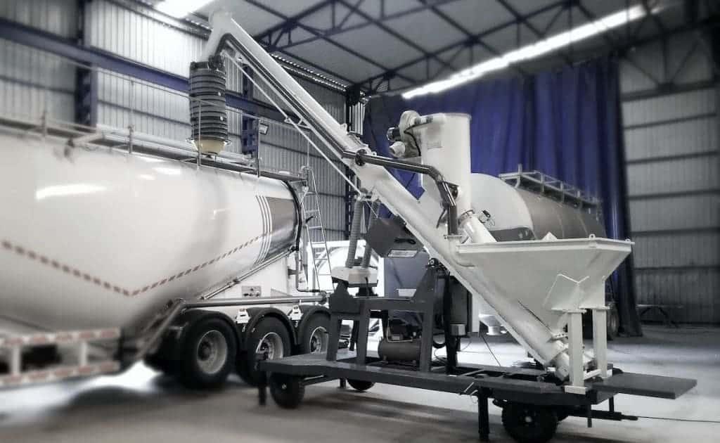 Mobile Bulk Truck Loading Systems