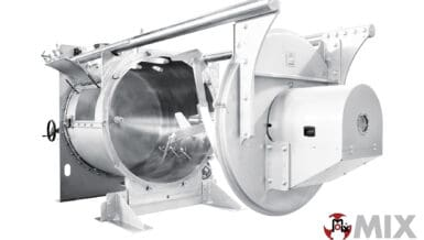 Industrial Mixers Equipped With Fully Extractable Rotor Shaft-Mix-srl-bulkinside