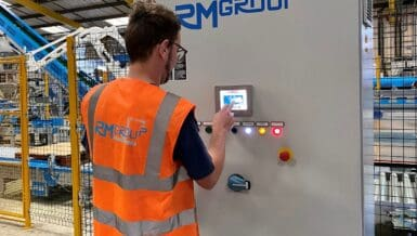RMGroup to Showcase Automated Palletising Solutions at PPMA
