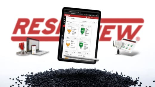 Master Resin Inventory in Silos with ResinView®
