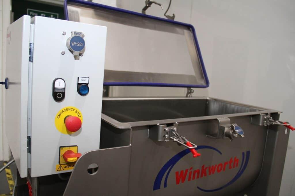 Winkworth to Showcase UTS Mixer Solution at PPMA