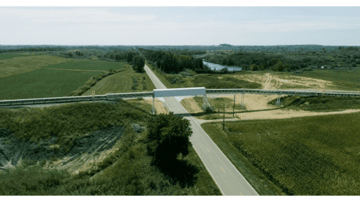 Innovative Planning Method for Curved Overland Conveyors